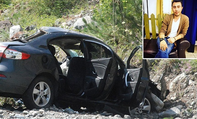 Kız isteme yolunda kaza: 3 ölü, 3 yaralı