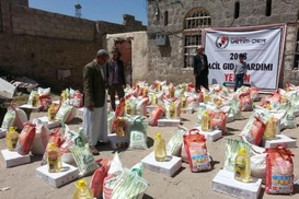 Avrupa Yetim-Der  Yemen`de