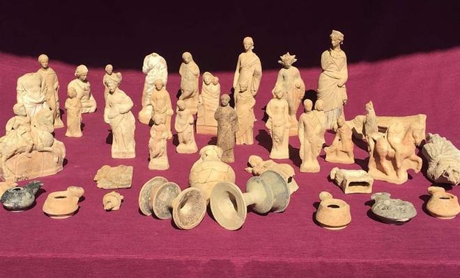 2020 yılında yapılan arkeolojik çalışmalarda 6 binden fazla eser ortaya çıkarıldı