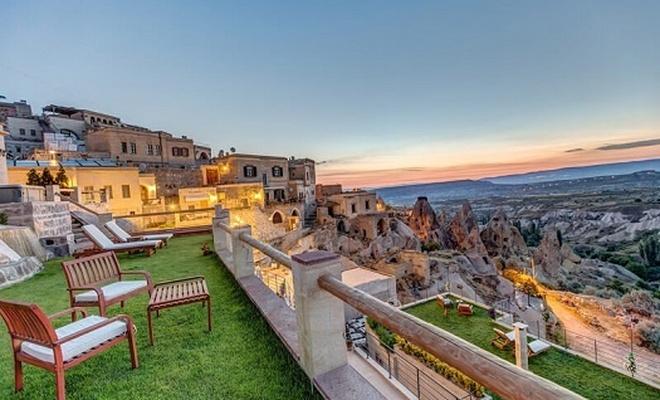 Turistik Gezlerde Kapadokya Tatil Fırsatları