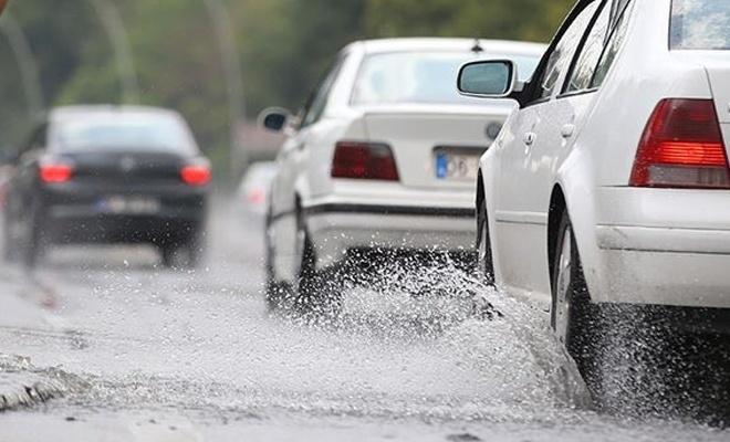 Ankara için kuvvetli yağış ve dolu uyarısı