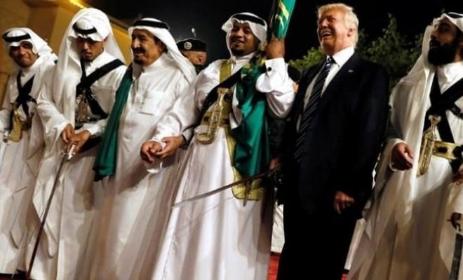 Arap ülkelerine çağrı: ABD ile ilişkileri kesin