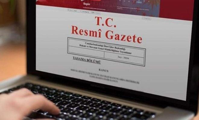 HSK'ya 4 yeni üye atanması Resmi Gazete'de