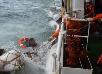 Çin'de balıkçı teknesi battı: 11 kayıp