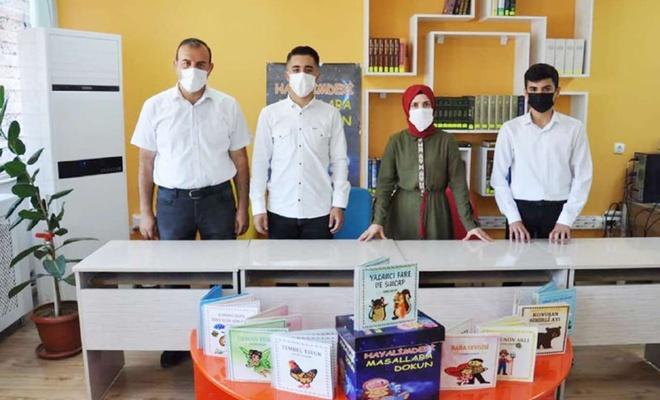 İmam hatip öğrencileri TÜBİTAK yarışmasında Türkiye 2'nciliği kazandı