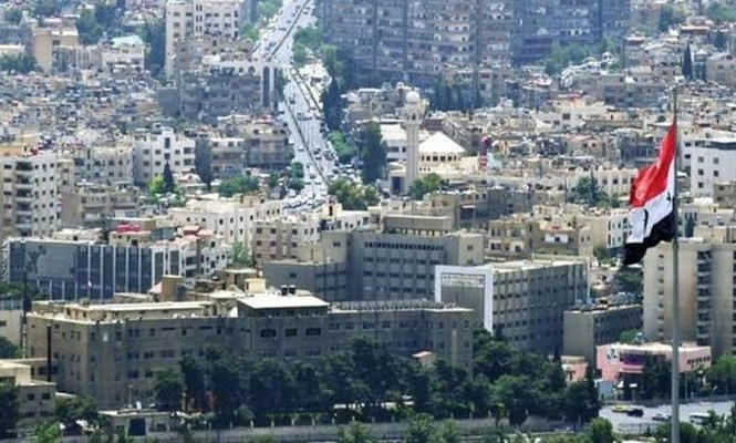Şam`da patlama
