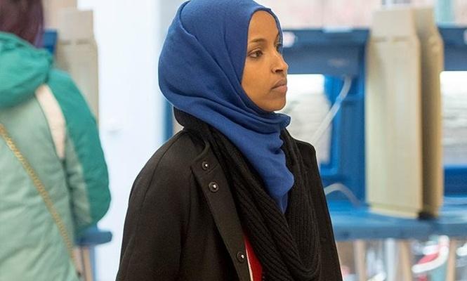 ABD`de Müslüman vekil Omar`dan Trump`a Kaşıkçı eleştirisi