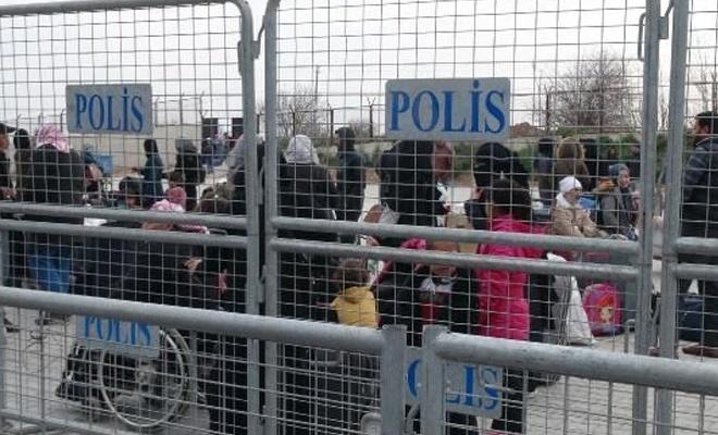 Suriyelilerin dönüşlerine koronavirüs engeli