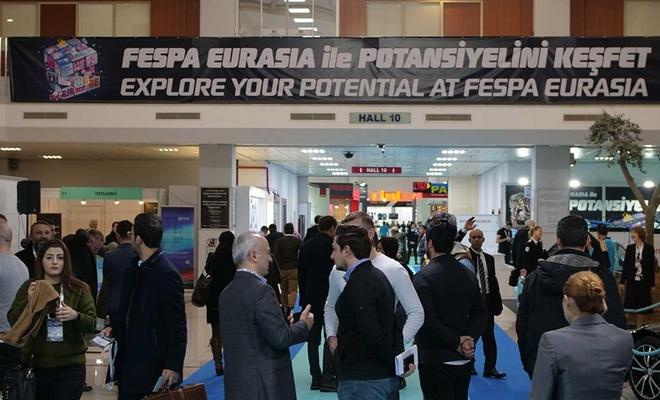 Dijital baskı fuarı FESPA Eurasia 2019 başladı