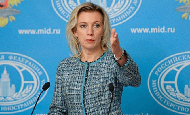 Zaharova: ABD ile START-3 görüşmelerine başlamaya hazırız
