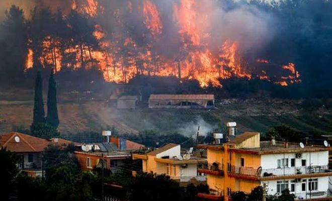 Orman yangınından etkilenenler MEB'in pansiyonlarında kalabilecek