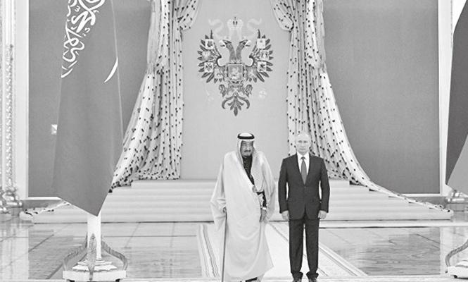 Parçalı ittifaklar ve Rusya`nın Ortadoğu`ya dönüşü