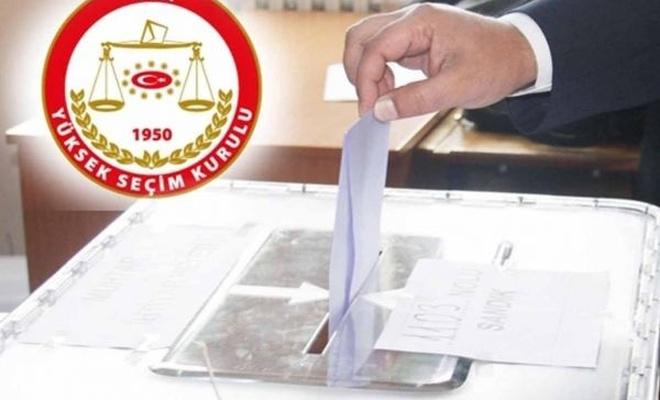 Siyasi partilerin TRT`de yapacakları konuşmaların sırası belirlendi