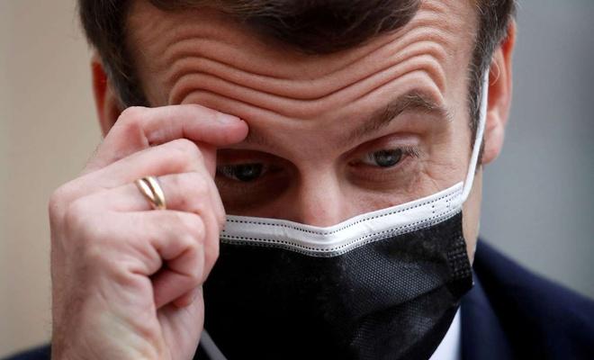 Fransız hukukunda süper hız: Macron'a tokata 18 ay hapis cezası!