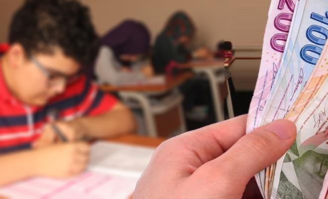 Sınava hazırlık cep yakıyor!