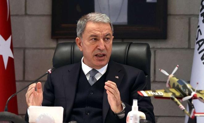 Bakan Akar'dan Azerbaycan tezkeresine ilişkin açıklama