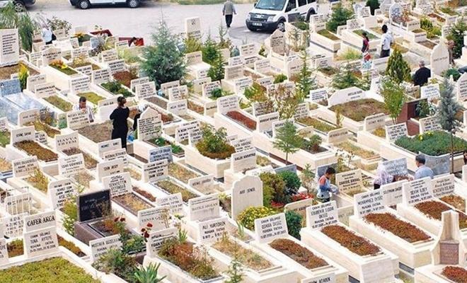 İstanbul'da mezar yerleri fiyatlarına zam