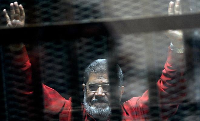 Şehid Cumhurbaşkanı Mursi'nin katilleri kimler?