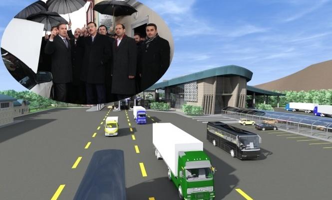 Kapıköy Sınır Kapısı 24 saat çalışacak