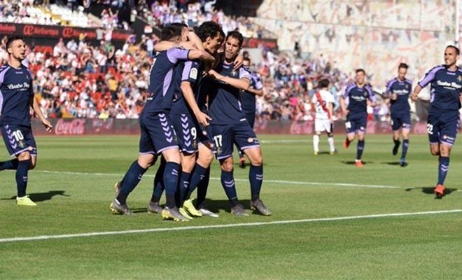 Enes Ünal attı, Valladolid La Liga'da kaldı