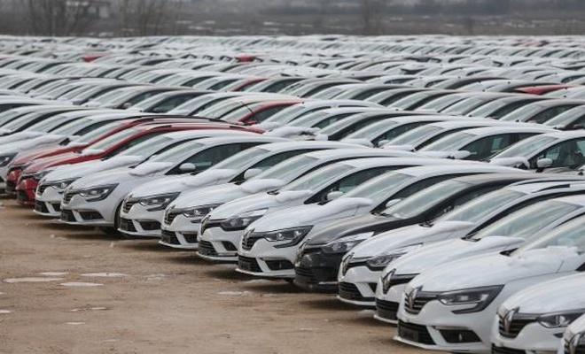 İkinci el otomobil satışlarında büyük düşüş