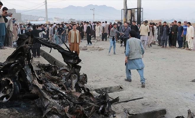 Kabil'de okul önünde bombalı saldırı: Ölü sayısı yükseldi!