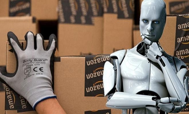 Amazon`un yapay zekalı robotu 24 işçiyi hastanelik etti?