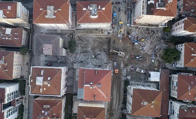 Kartal'daki 8 bina daha yıkılacak