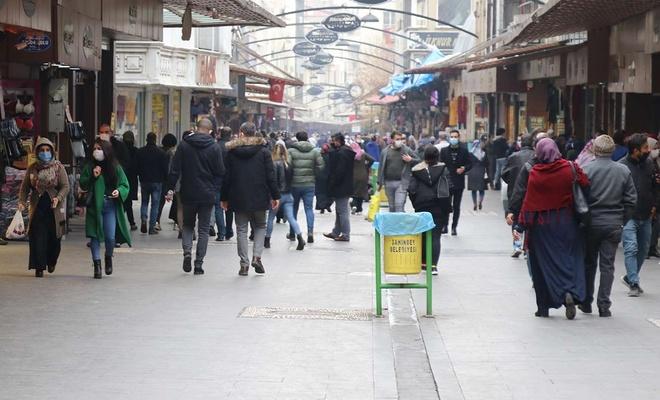 Gaziantep'te Covid-19 tedbirlerini ihlal eden 276 kişiye para cezası