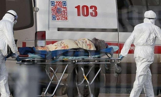 Rusya'da salgın boyunca kaydedilen vaka sayısı 4 milyon 649 bin 710'a yükseldi