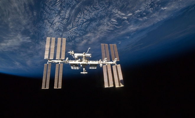 Uluslararası Uzay İstasyonu'nda kaza