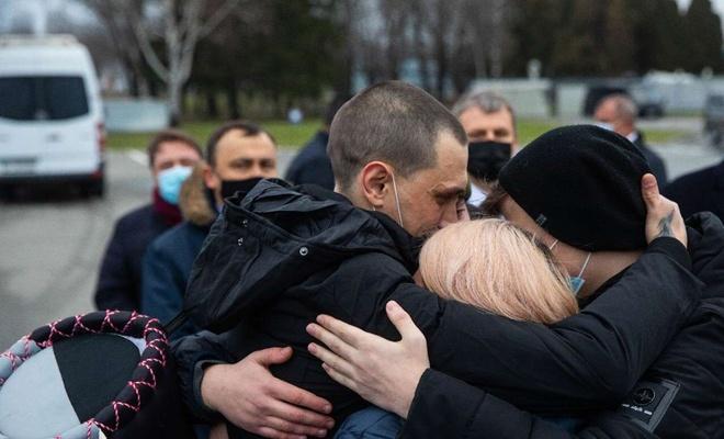 Ukraynalı denizciler 5 yıl sonra Türkiye'nin çabaları sonucu tahliye edildi