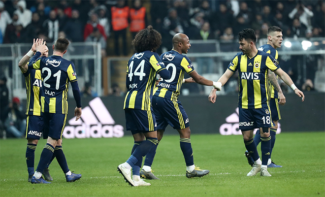 Fenerbahçe 4 galibiyet alamazsa…