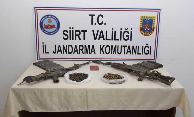Siirt'te hava destekli operasyonda 2 PKK'li öldürüldü