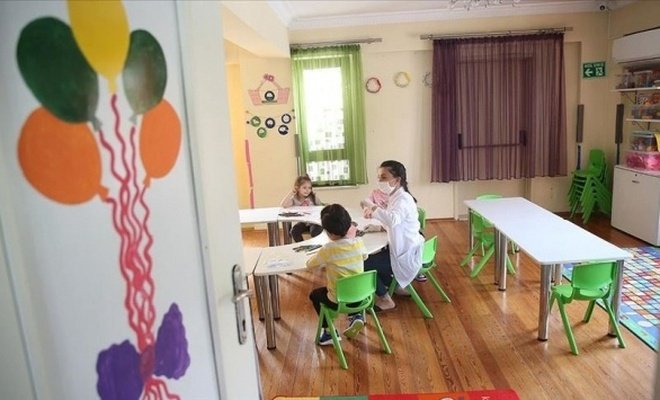 İki ilde daha anaokulu ve ana sınıfları için uzaktan eğitim kararı!