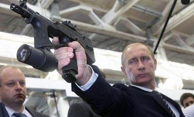 Rusya'dan silah satış rekoru!