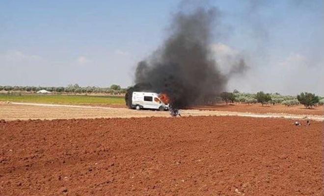 PKK konteyner taşıyan araca saldırdı: 2 öldü, 2 yaralı