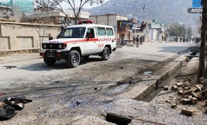 Kabil'de eğitim merkezine bombalı saldırı