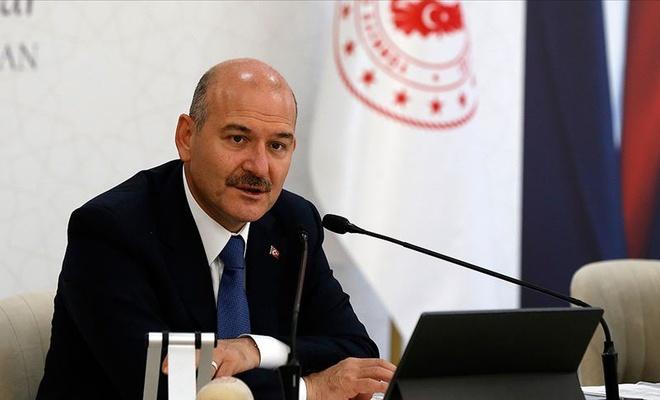 İçişleri Bakanı Süleyman Soylu ve ailesi koronavirüse yakalandı