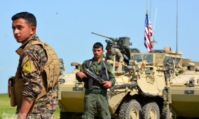 US to continue support arms to YPG