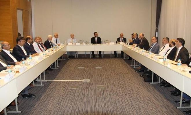 Bölge müftüleri Diyarbakır`da toplandı
