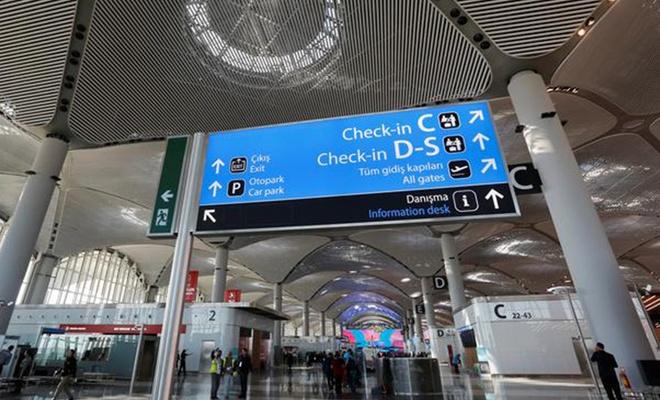 İstanbul Havalimanı'nda koronavirüs alarmı