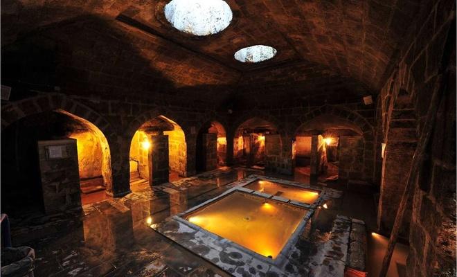 Gaziantep'in yer altı su yapıları: Kastel ve Livas