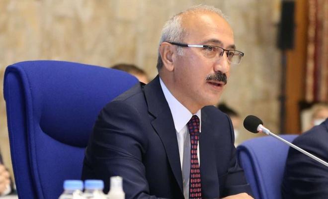 """Bakan Elvan: """" Ekonomi politikalarının temel amacı toplumsal refahı artırmaktır"""""""