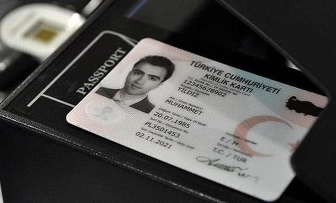 Ehliyet, nüfus kağıdı ve pasaport ile ilgili kritik açıklama
