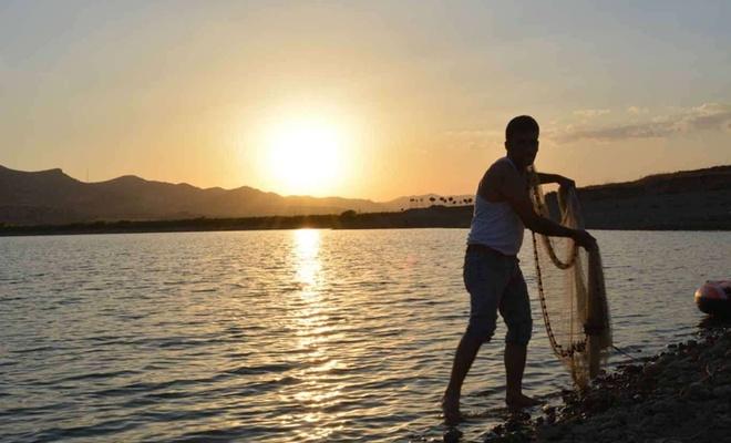 Su ürünleri av yasağına uymayan 3 kişiye 32 bin TL para cezası kesildi