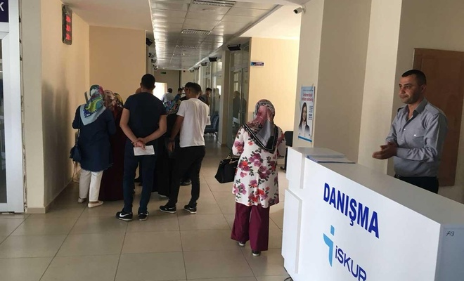Bitlis'te 3 bin kişi işsizlik maaşı için başvuru yaptı