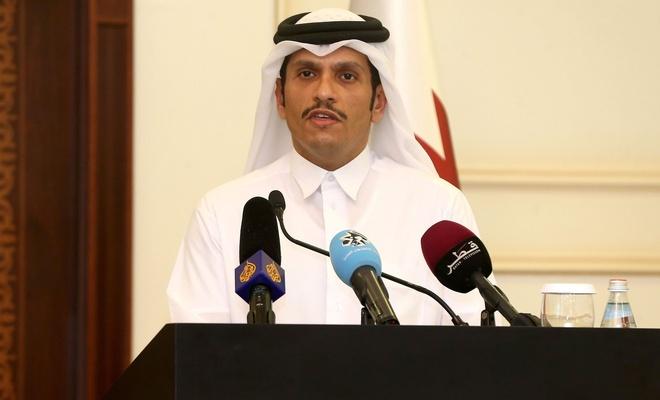 Katar'dan Libya açıklaması