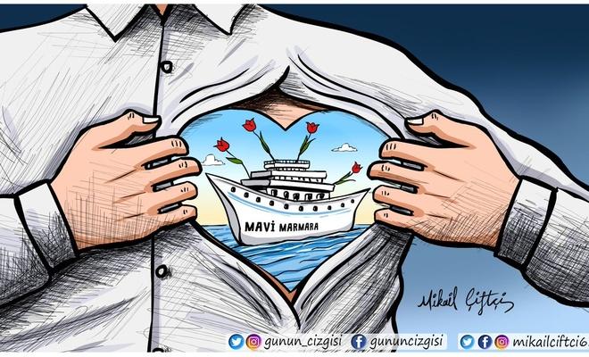 10. Yılında 'Mavi Marmara' Olayı ve Filistin'in Durumu