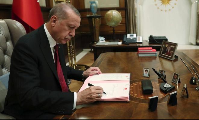 """Cumhurbaşkanı Erdoğan'dan """"Koruyucu Aile Günü"""" genelgesi"""